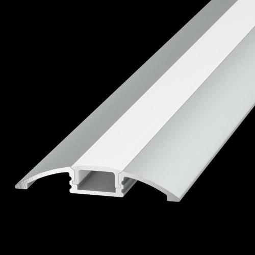 000903 Алюминиевый профиль для пола и порогов FLOOR ARC-608FL SWG
