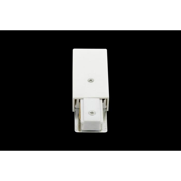 2Коннектор питания, цвет: белый