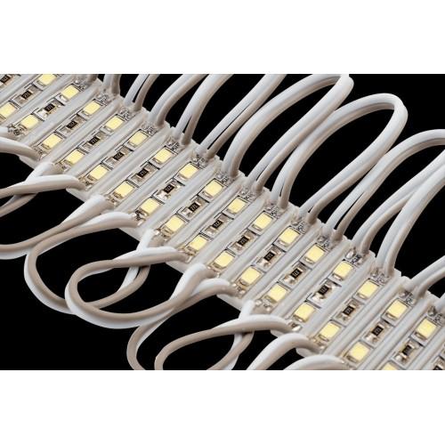 Модуль светодиодый SWG, 2LED, 0,26Вт, 12В, IP65, Цвет: 6000-6500 К Холодный белый, провод 9см