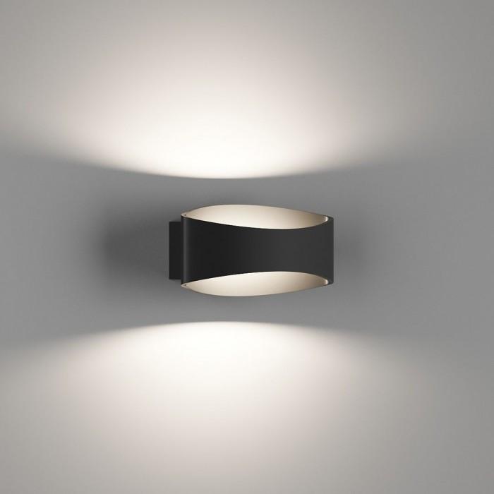2Бра декоративное OLE, черный, 5Вт, 4000K, IP20, GW-A715-5-BL-NW
