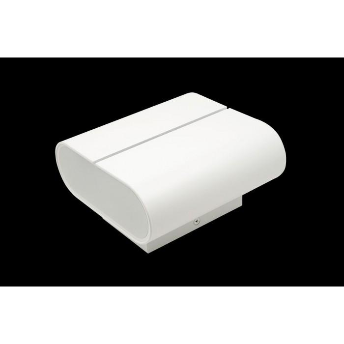 1Бра декоративное RAZOR, белый, 6Вт, 3000K, IP20, GW-1555-6-WH-WW