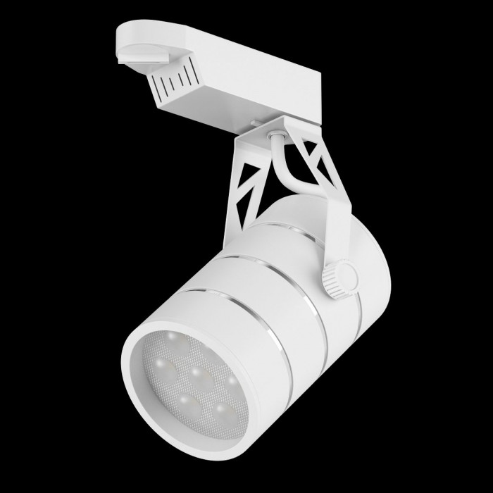 1Спот для трековыx систем серия TL51, Белый, 7Вт, 4000-4500K