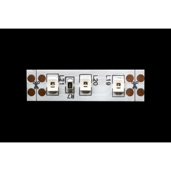 1Лента светодиодная эконом 2835, 120 LED/м, 9,6 Вт/м, 12В, IP20, Цвет: Зеленый