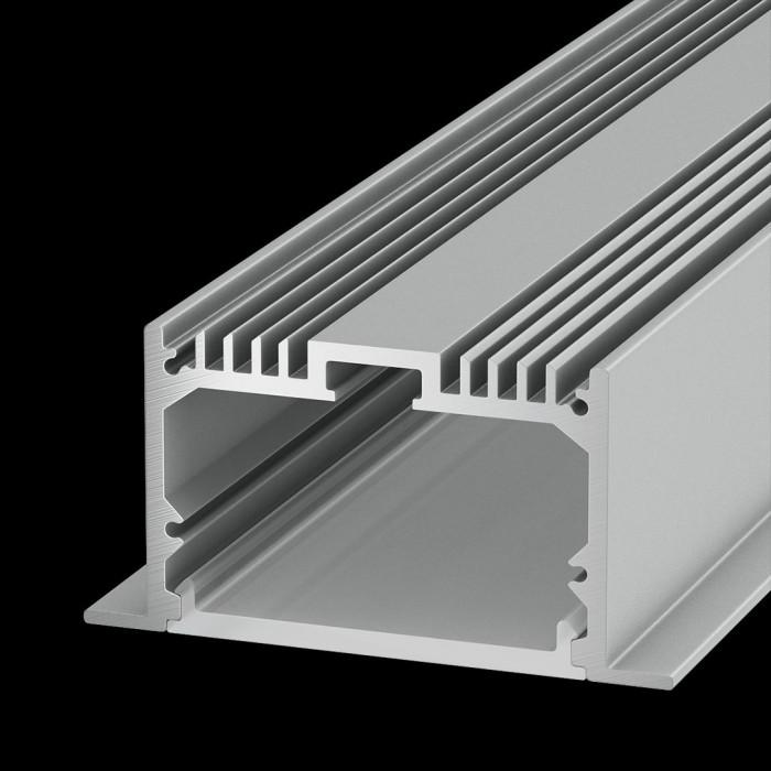 1Встраиваемый алюминиевый профиль LE.6332