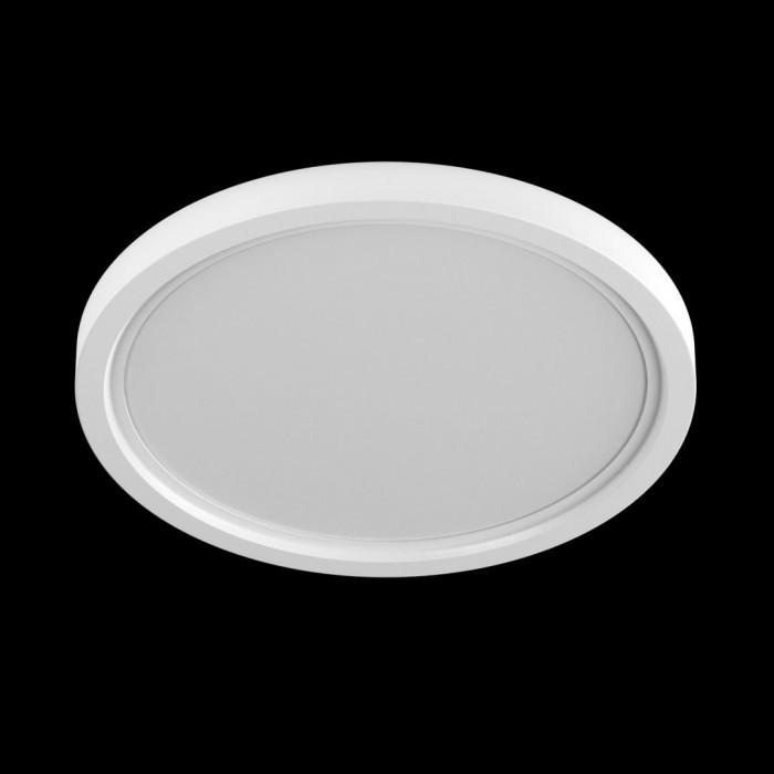 1Светильник KH-RC-R170-18-NW потолочный светодиодный встраиваемый ультратонкий, серия KH-RC, белый, 18Вт, IP20, Нейтральный белый (4000К)