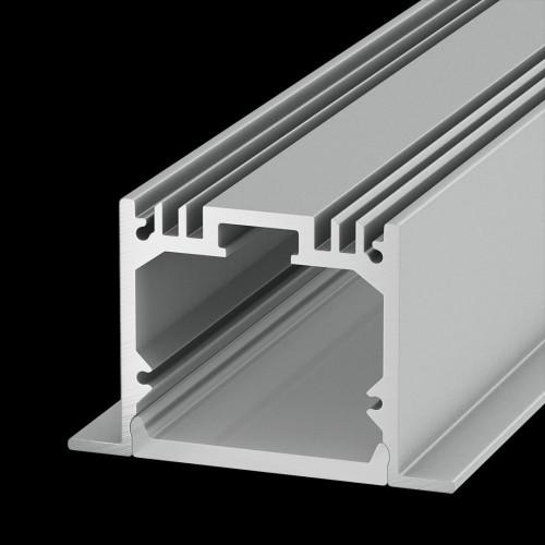 001082 Встраиваемый алюминиевый профиль LE.4932