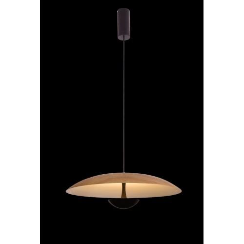 LED светильник потолочный P0608-450A-WD-WW Светлый дуб 24Вт 3000