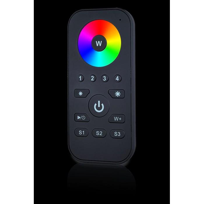 1Кнопочный пульт R-4RGB на 4 зоны для RGB ленты