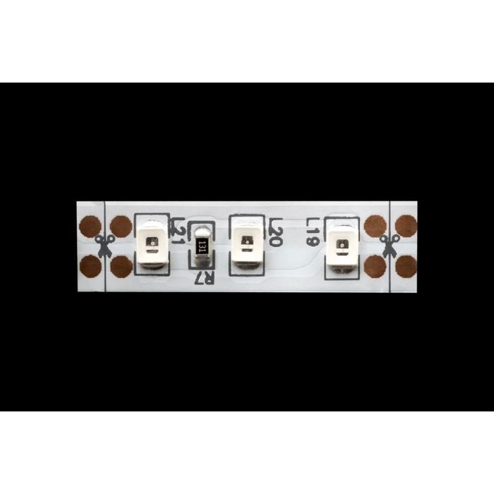 1Лента светодиодная эконом 2835, 120 LED/м, 9,6 Вт/м, 12В, IP20, Цвет: Синий