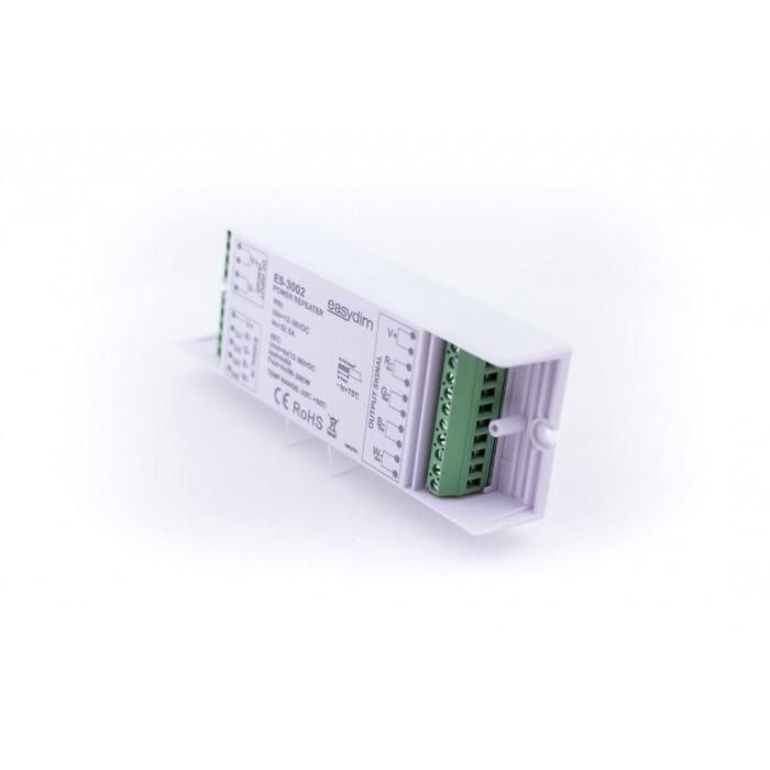 2Усилитель питания повышенной мощности ES-3002 3/4 канала