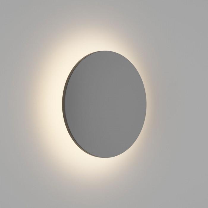 2Настенный светильник CIRCUS, черный, 6Вт, 3000K, IP54, GW-8663S-6-BL-WW