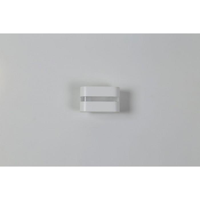 1Бра декоративное RAZOR LN, белый, 6Вт, 4000K, IP20, GW-1557-6-WH-NW