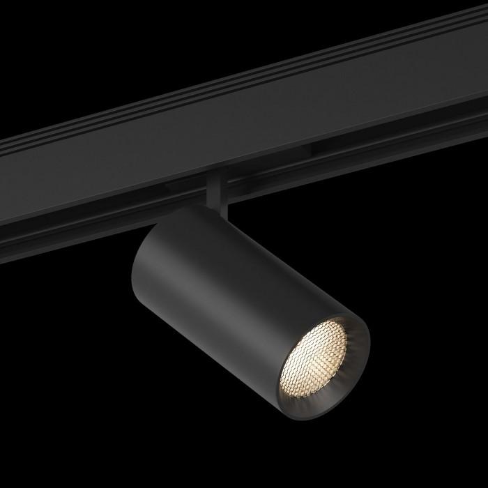 1Трековый светильник SY 20W черный 3000К SY-601202-BL-20-WW