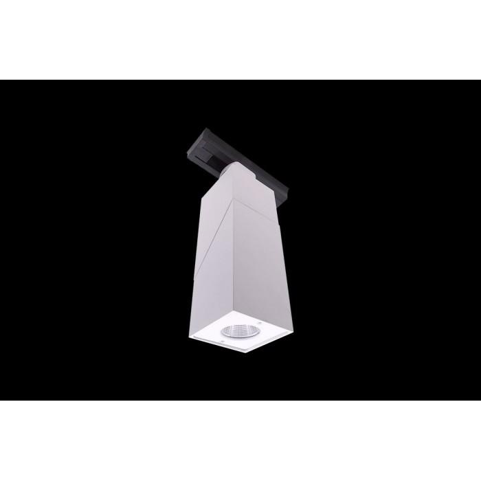 1Трековый LED светильник квадратный белый 10Вт 3000К LDT-SQWT-10W-WW (LD-3023)