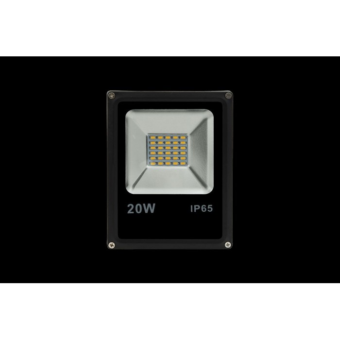 1Прожектор светодиодный 5630 6500К Холодный белыйK FL-SMD-20-CW