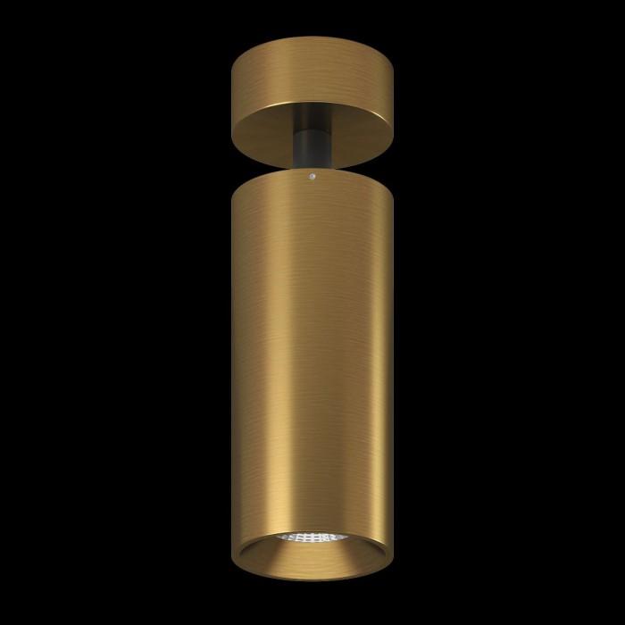 2004295 Крепление сменное М3 для светильников VILLY, поворотное накладное, цвет бронзовый