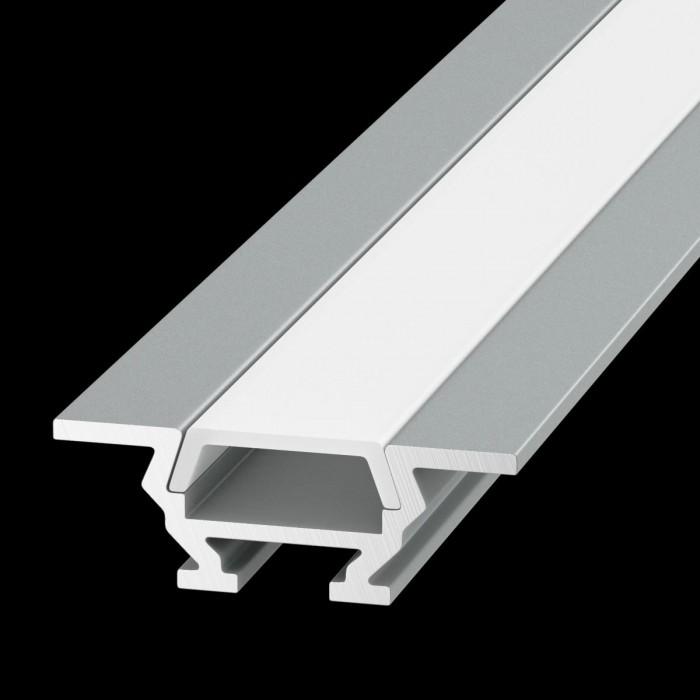 1Алюминиевый профиль накладной/встраиваемый угловой RC-1030