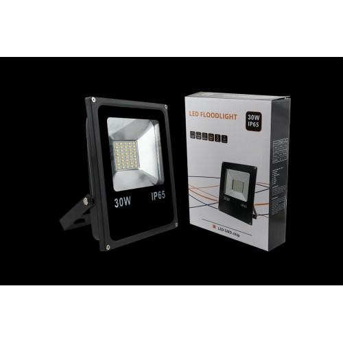 Прожектор светодиодный 5630 3000К Теплый белыйK FL-SMD-30-WW