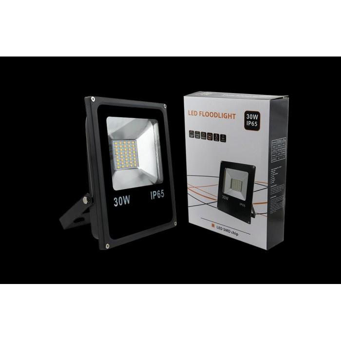 1Прожектор светодиодный 5630 3000К Теплый белыйK FL-SMD-30-WW