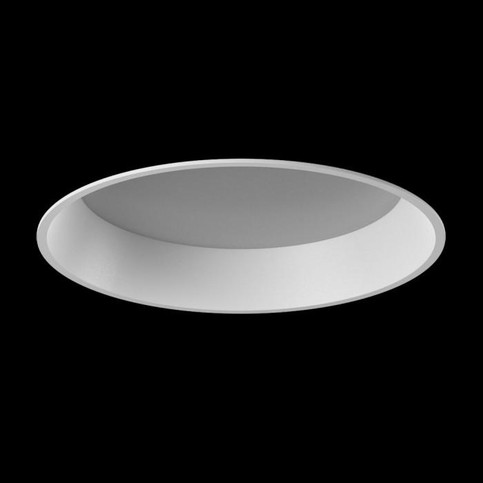 1Светильник светодиодный диммируемый потолочный встраиваемый, серия WL-BQ, белый, 20Вт, IP20, Теплый белый (3000К)