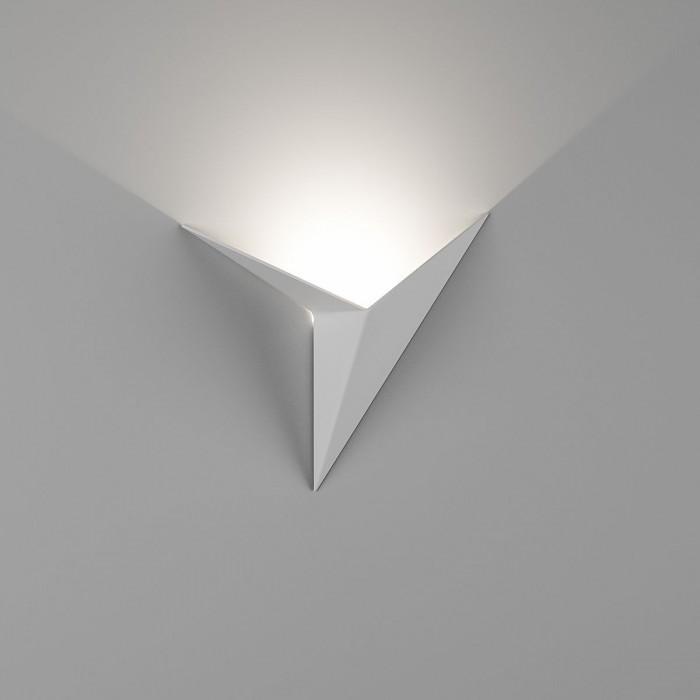 1Бра декоративное TRIK, белый, 3Вт, 3000K, IP20, GW-9103-3-WH-WW