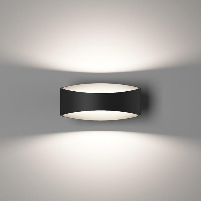 1Бра декоративное OLE, черный, 5Вт, 4000K, IP20, GW-A715-5-BL-NW