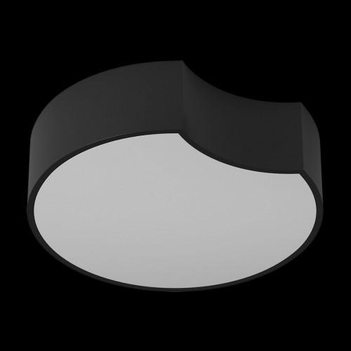 потолочный светильник Triple B черный 21,6 3000 AX14031-B-BL-WW