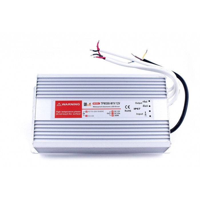 2Al блок питания TPW, 300 W влагозащитный, 12 V