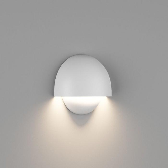 2Настенный светильник MUSHROOM, матовый белый, 10Вт, 4000K, IP54, GW-A818-10-WH-NW