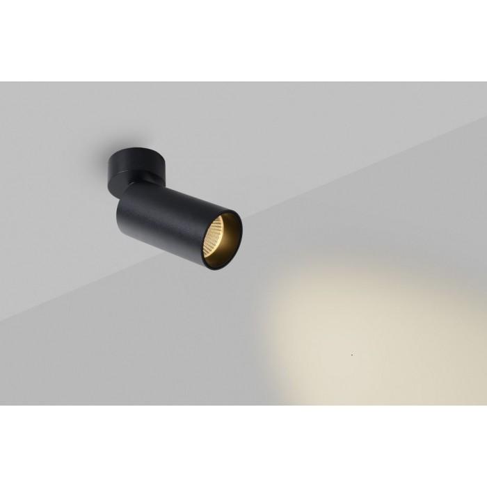 2004865 Крепление сменное М3 для светильников MINI VILLY, поворотное накладное, цвет черный