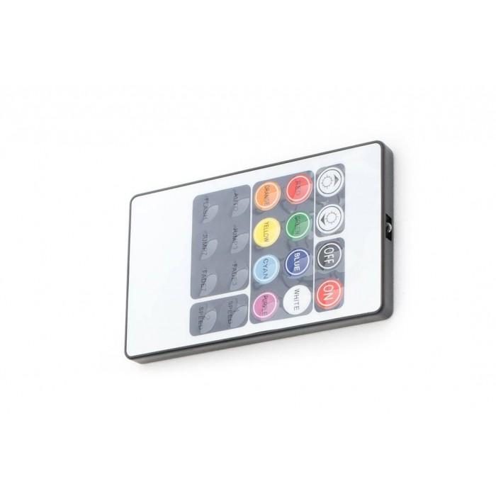 220 кнопочный контроллер (16 функций 5050 RGB 40cm провод) RF-LT5-RGB-20