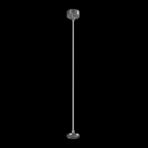 Крепление сменное М6 для светильников VILLY, подвесное, цвет серебряный 1