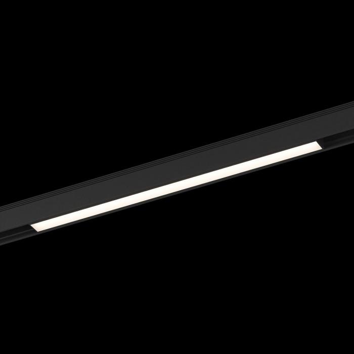 1Трековый светильник SY 24W черный 4000К SY-601212-BL-24-NW
