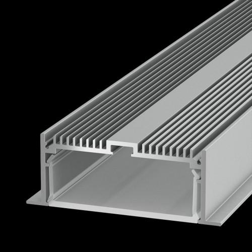 001080 Встраиваемый алюминиевый профиль LE.8832