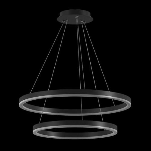 P0092002A-BL-WW черный 50Вт 3000К LED светильник