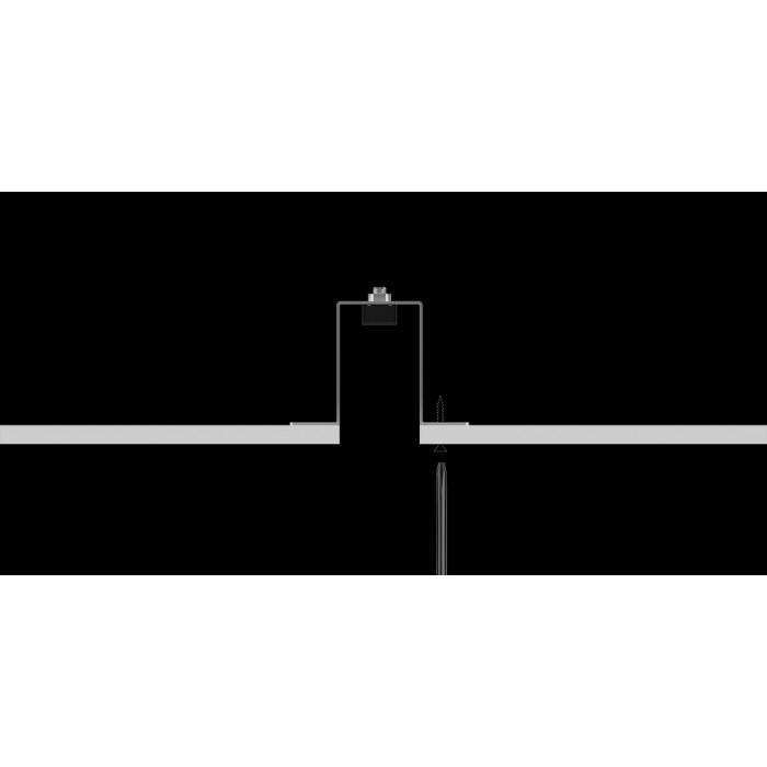 2Крепеж для встройки профиля L5570