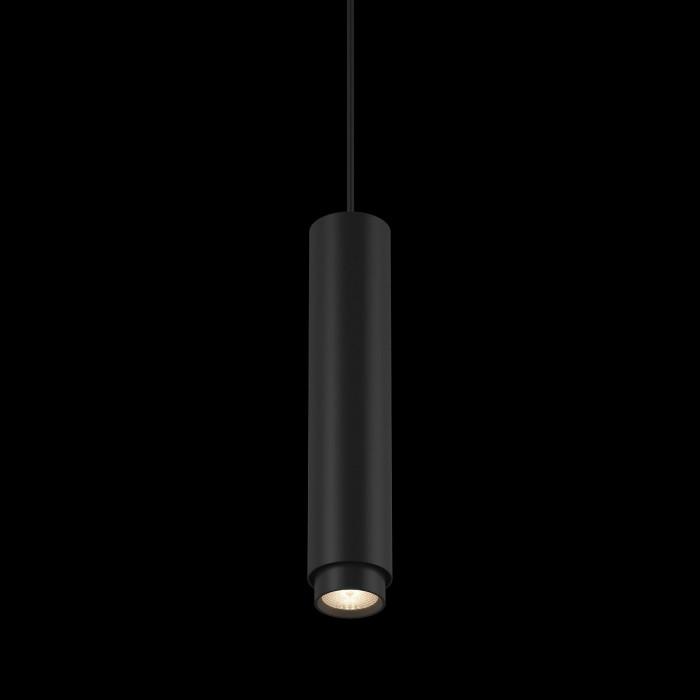 2Подвесной трековый светильник SY 20W черный 3008К SY-601242-BL-20-WW