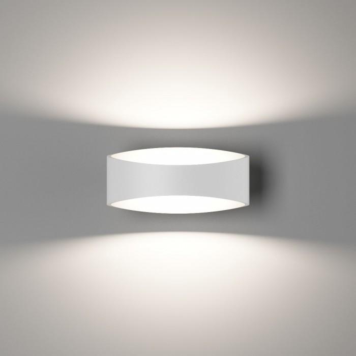 1Бра декоративное OLE, белый, 5Вт, 3000K, IP20, GW-A715-5-WH-WW
