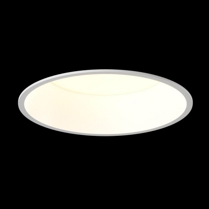2Светильник светодиодный диммируемый потолочный встраиваемый, серия WL-BQ, белый, 9Вт, IP20, Нейтральный белый (4000К)