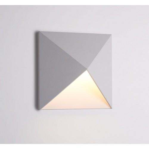 002792 KONVERT-SQ LWA0039A-WH-WW Настенный светильник