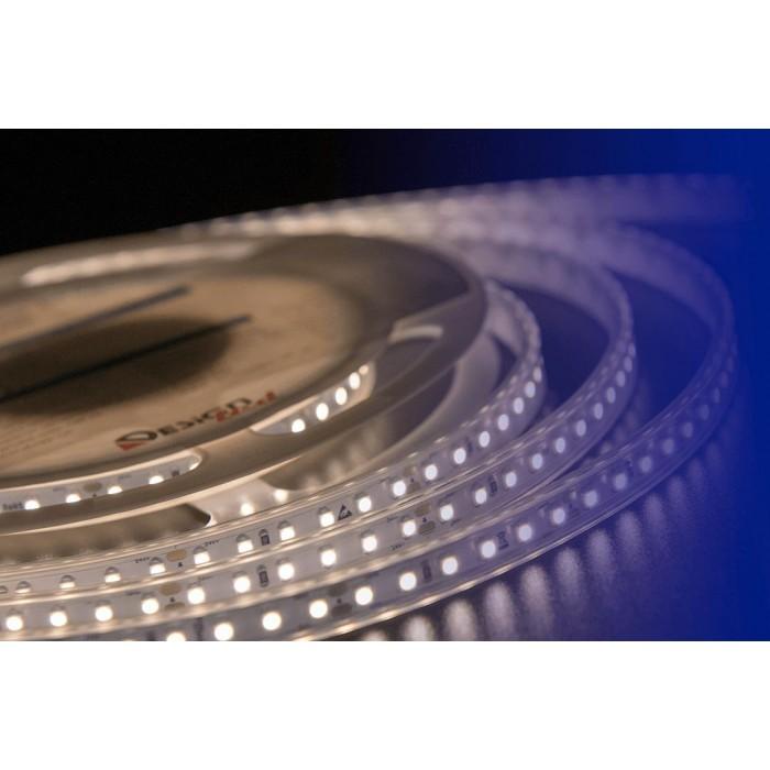 2Лента светодиодная LUX, 3528, 120 LED/м, 9,6 Вт/м, 24В, IP65, Нейтральный белый (4000K)