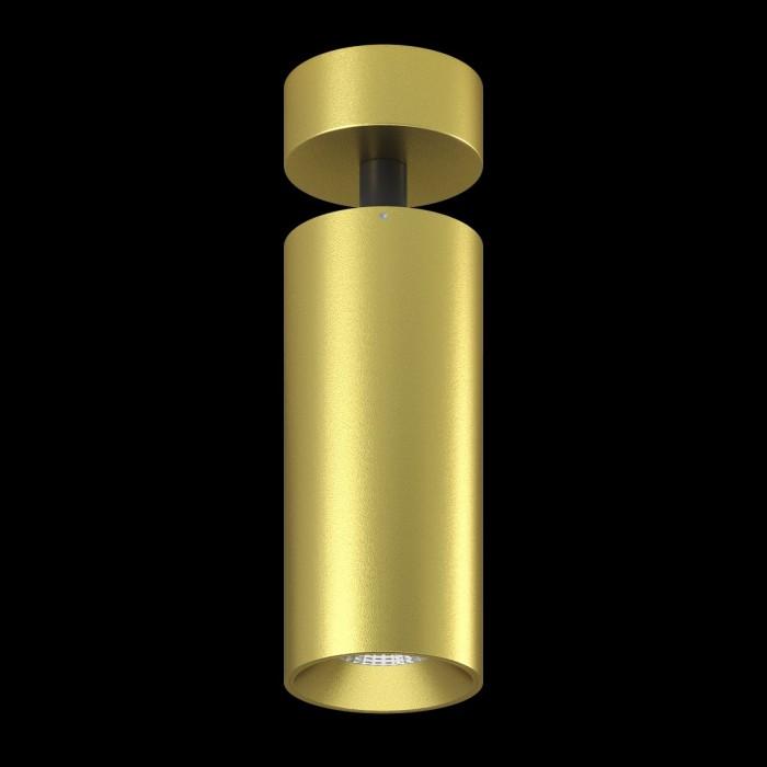 2004293 Крепление сменное М3 для светильников VILLY, поворотное накладное, цвет золотой 1