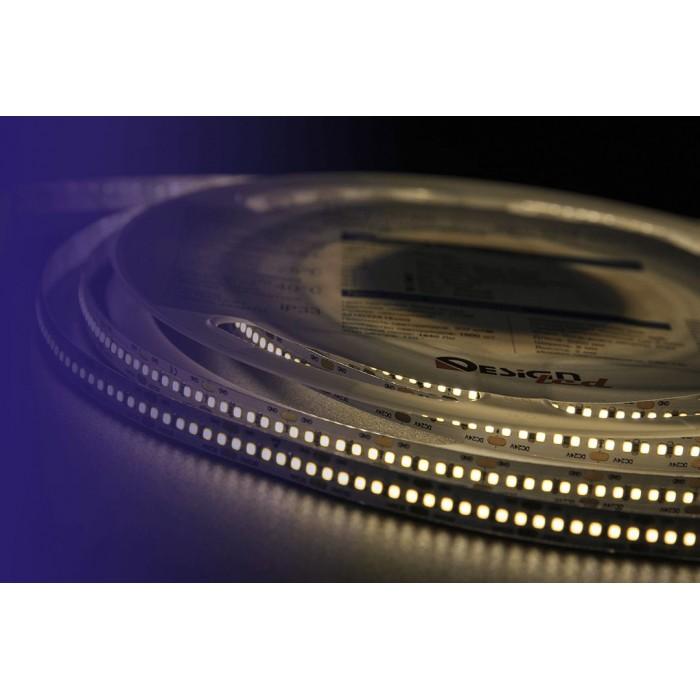 2Лента светодиодная LUX, 2216, 300 LED/м, 20 Вт/м, 24В, IP33, Теплый белый (3000K)