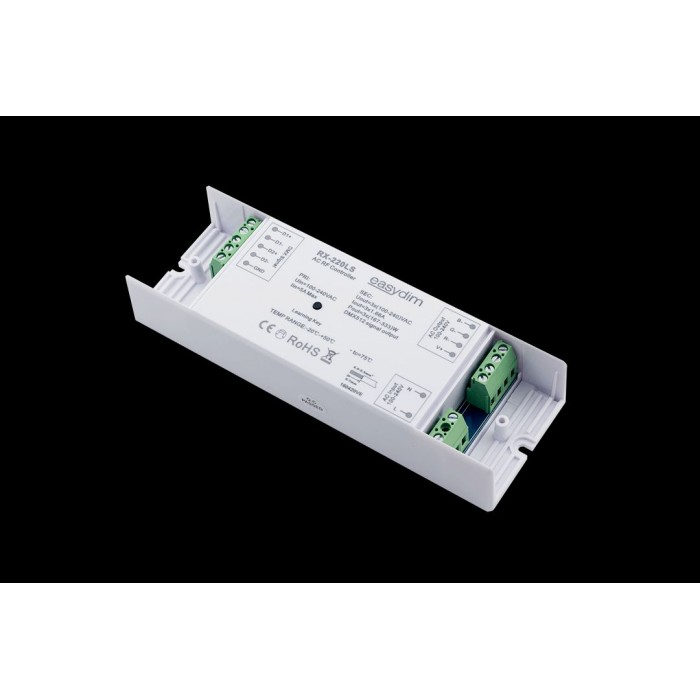 2Приемник-контроллер RX-220LS для подключения высоковольтной светодиодной ленты (Ленты 220В). До 1000вт.