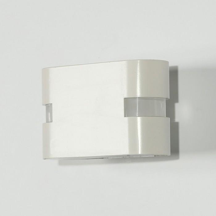 2Бра декоративное RAZOR HR, белый, 6Вт, 4000K, IP20, GW-1556-6-WH-NW