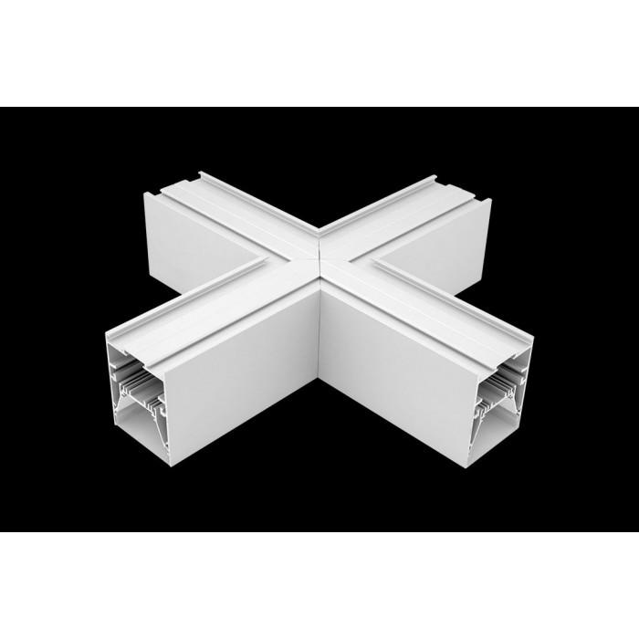 2Угловой X-образный коннектор L5570-X90 для профиля L5570