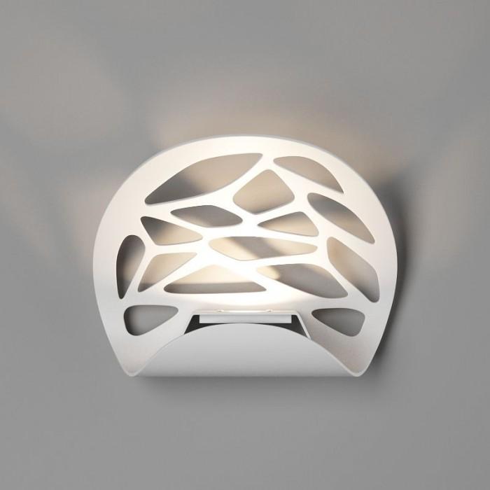 1Настенный светильник COSMOS, матовый белый, 10Вт, 3000K, IP20, GW-A860-10-WH-WW