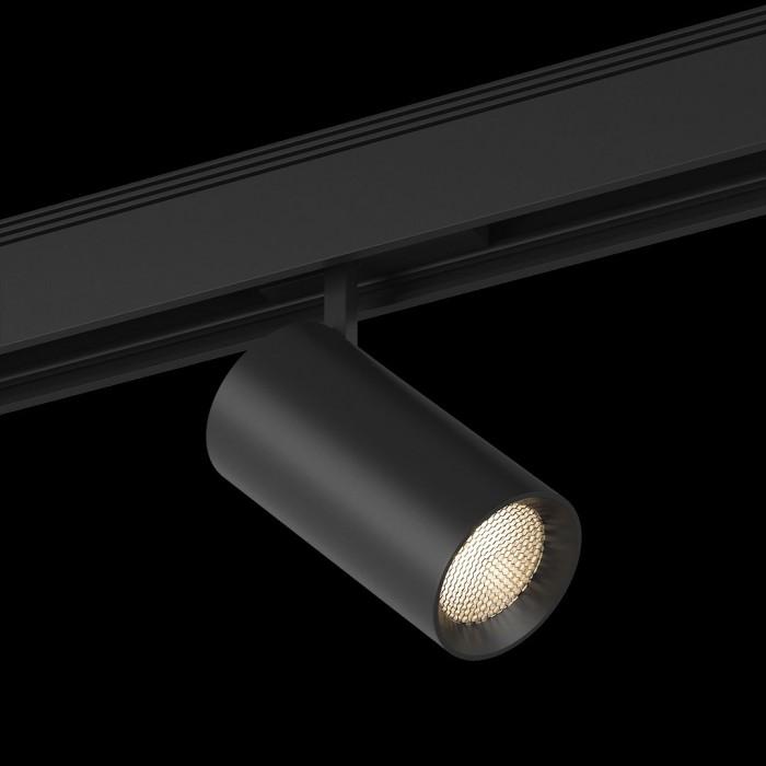 1Трековый светильник SY 20W черный 4000К SY-601202-BL-20-NW