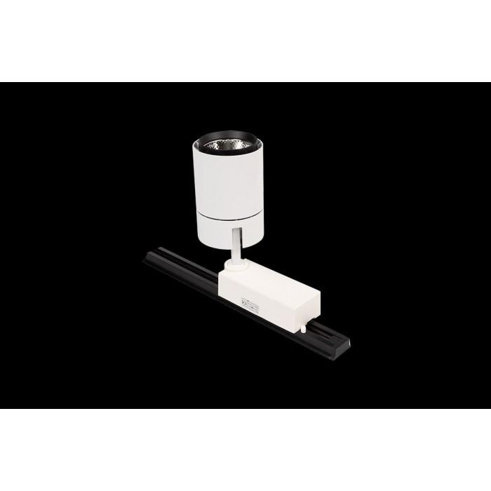 2Спот для трековыx систем серия TL58, Белый + черный, 30Вт, 4000-4500K