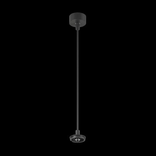 Крепление сменное М6 для светильников MINI VILLY, подвесное, цвет черный